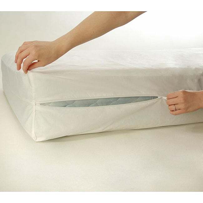 Bed Bug And Dust Mite Proof Queen Size Mattress Protector Free Shipping Today 12369810