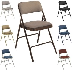 Public Seating Chairs Wedding Chair Covers And Sashes For Hire Shop National Fabric Upholstered Premium Folding Pack Of 4