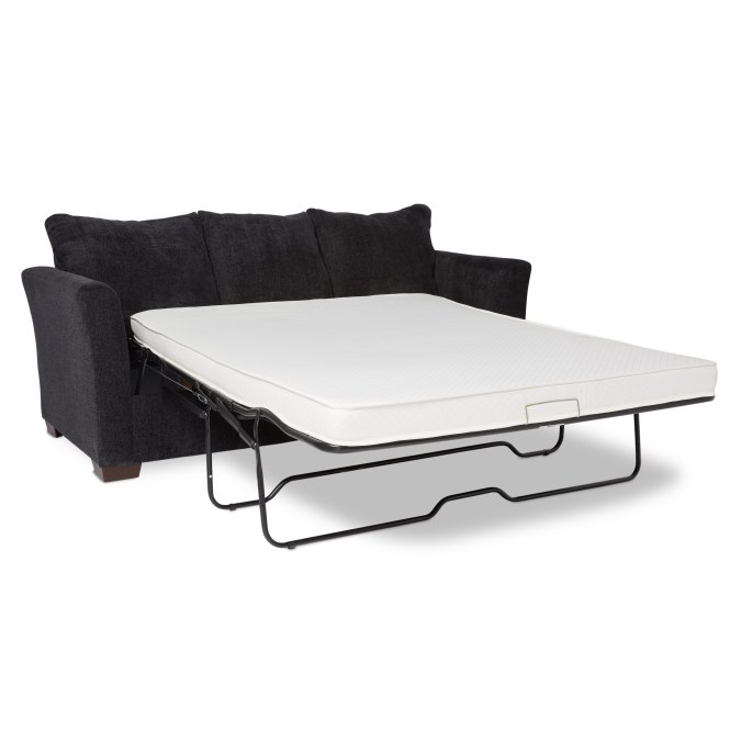 Select Luxury Flippable 4 Inch Full Size Foam Sofa Sleeper Mattress Only Free Shipping Today 13302397