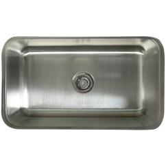 Stainless Steel Undermount Kitchen Sinks Cat Shop Single Bowl 30 Inch Sink