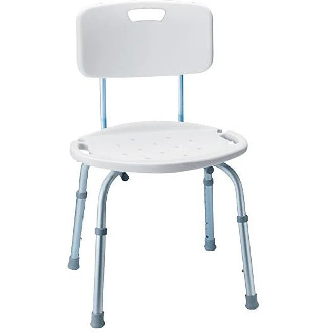 carex shower chair design in office shop adjustable bath and seat free shipping today overstock com 5610076