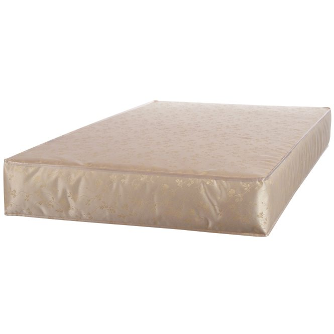 Sealy Soybean Plush Foam Core Infant Toddler Crib Mattress With Waterproof Cover Free Shipping Today 13704966