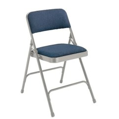 Folding Chair Round Wedding Covers Hire Wiltshire Shop Nps Lightweight Steel 48 Inch Table And Four Chairs Set Free Shipping Today Overstock Com 6055721