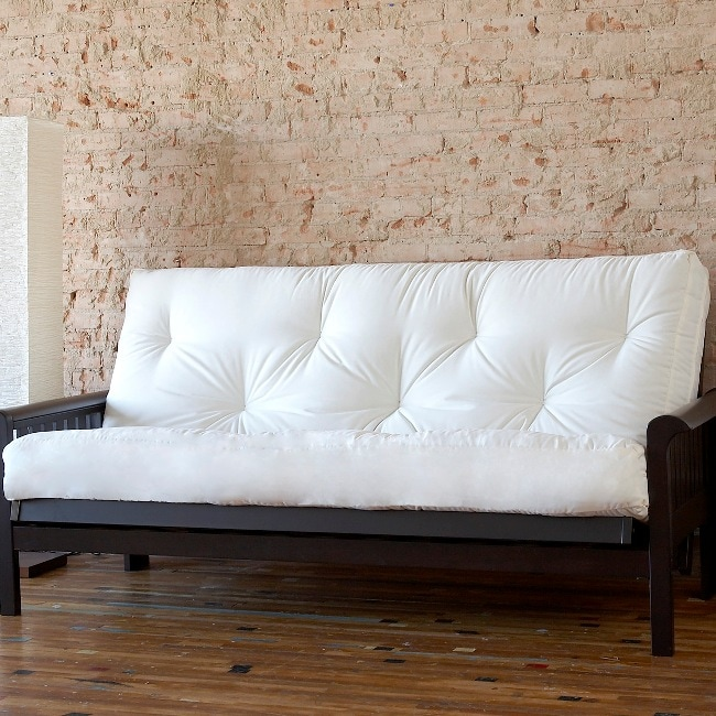 Full Size 12 Inch Futon Mattress Free Shipping Today 13863482