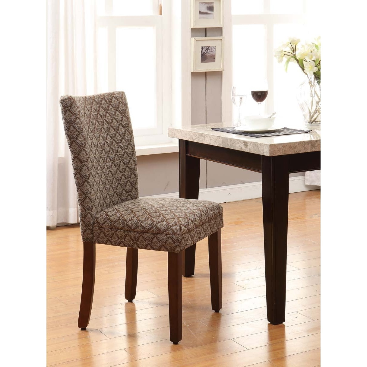 Copper Dining Chairs Fabric Dining Room Chairs