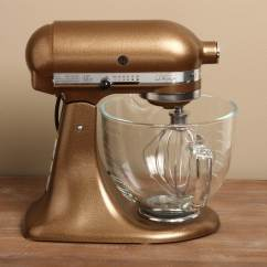 Copper Kitchen Aid Metal Table Sets Shop Kitchenaid Ksm155gbqc Antique 5 Quart Artisan Tilt Head Stand Mixer Free Shipping Today Overstock Com 6382487