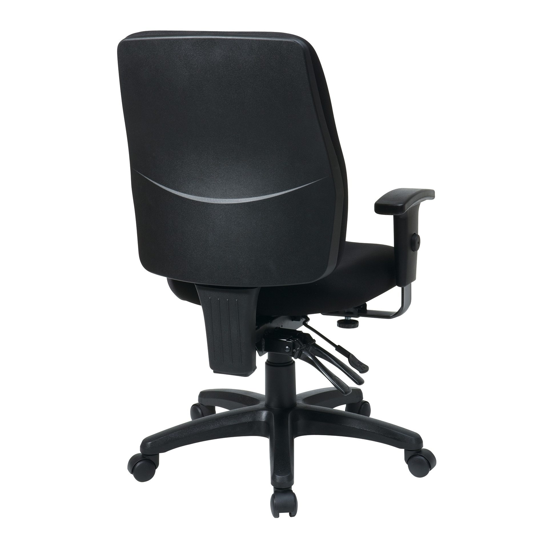 Ergonomic Chair Work Smart High Back Dual Function Ergonomic Chair