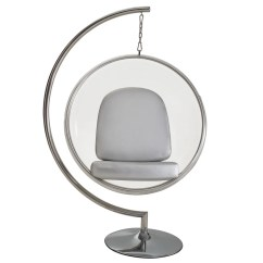 Eero Aarnio Bubble Chair Replacement Wood Legs Shop Style With Cushion Free Shipping Today Overstock Com 6672842