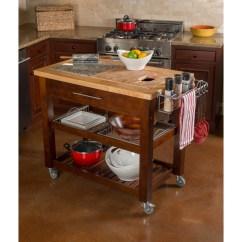 Kitchen Work Station Rustic Table Shop Chris 24 X 40 Pro Chef Espresso