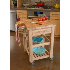 Kitchen Work Station Aid Dishwasher Reviews Shop Chris 24x24 Inch Natural Finish Pro Chef