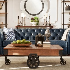 Retro Living Room Coffee Table Beautiful Decor Ideas Shop Myra Vintage Industrial Modern Rustic 47 Inch By Inspire Q Classic On Sale Free Shipping Today Overstock 6743627