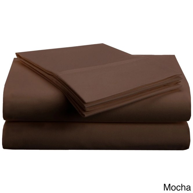 Superior Vibrant Wrinkle Resistant Microfiber Deep Pocket Sheet Set Free Shipping On Orders Over 45 14496835