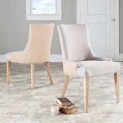 Safavieh Dining Chairs Henredon Arabesque Shop En Vogue Becca Beige Jute Chair On