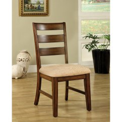 Antique Oak Dining Chairs Wooden Baby High Shop Furniture Of America Contemporary Set 2 Free Shipping Today Overstock Com 7341299