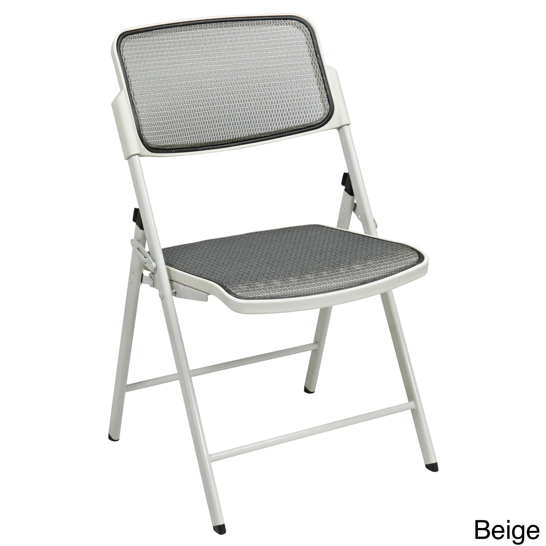 armless folding chair hawaiian swing shop pro line ii big tall padded on sale