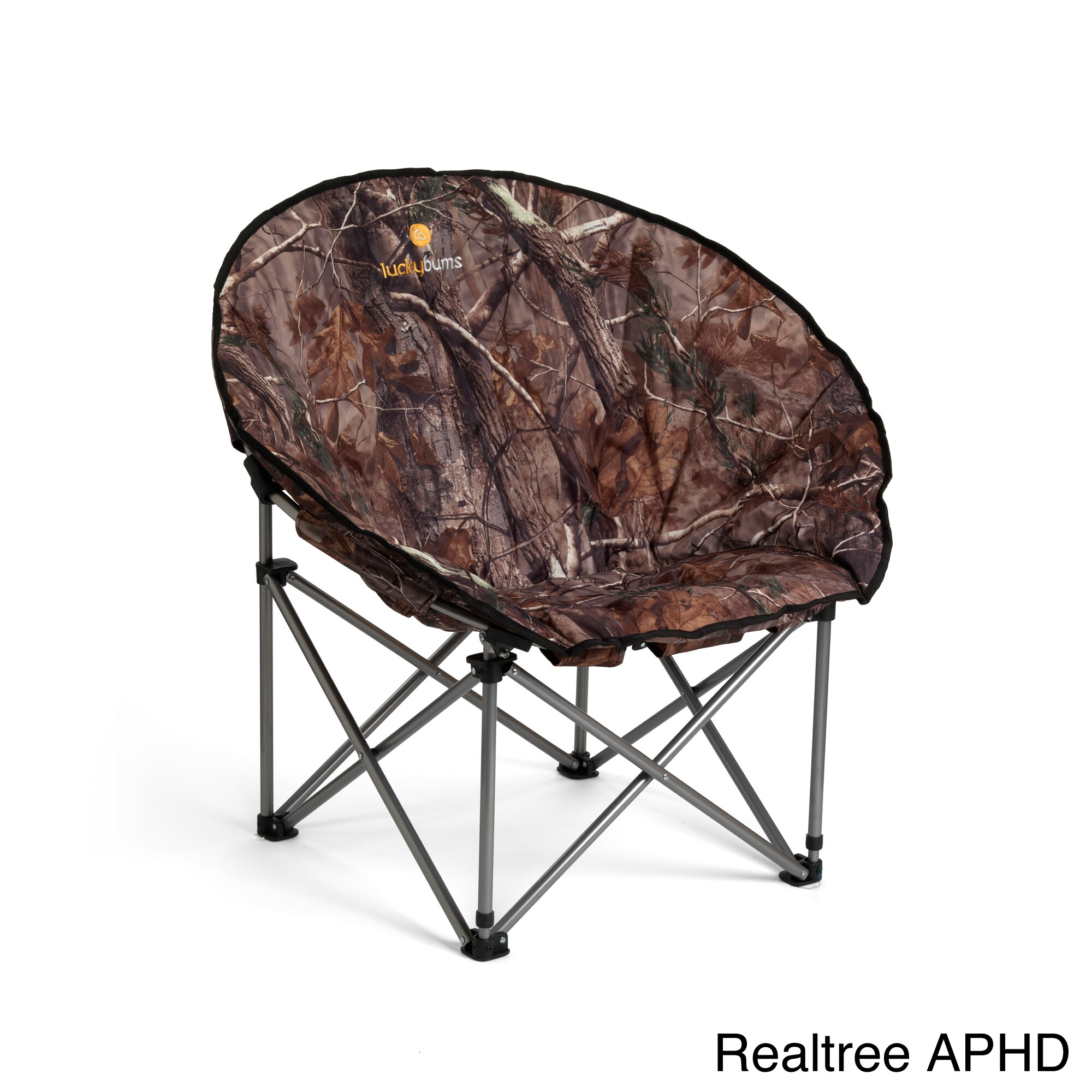 lucky bums camp chair grey side shop youth moon free shipping today overstock com 8028421