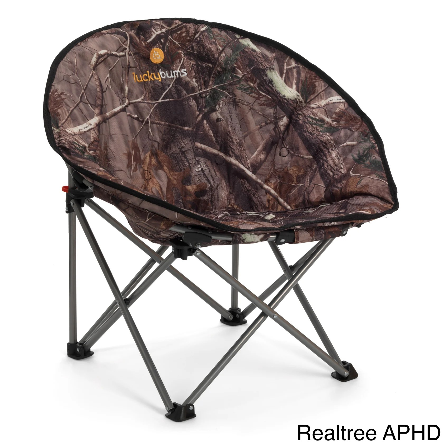 lucky bums camp chair toddler india shop youth medium moon free shipping today overstock com 8028618