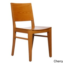 Danish Dining Chair Space Saving Chairs Shop Set Of 2 Free Shipping Today