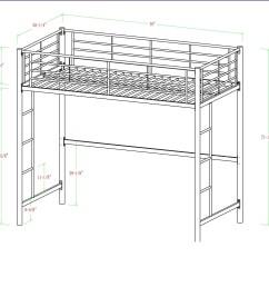 loft bed diagram wiring diagrams schematic adult loft bed diagram loft bed diagram [ 2000 x 2000 Pixel ]