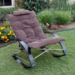 Rocking Chair Footrest Walmart Parson Chairs Shop Folding Bentwood With Extendable And Removable Cover