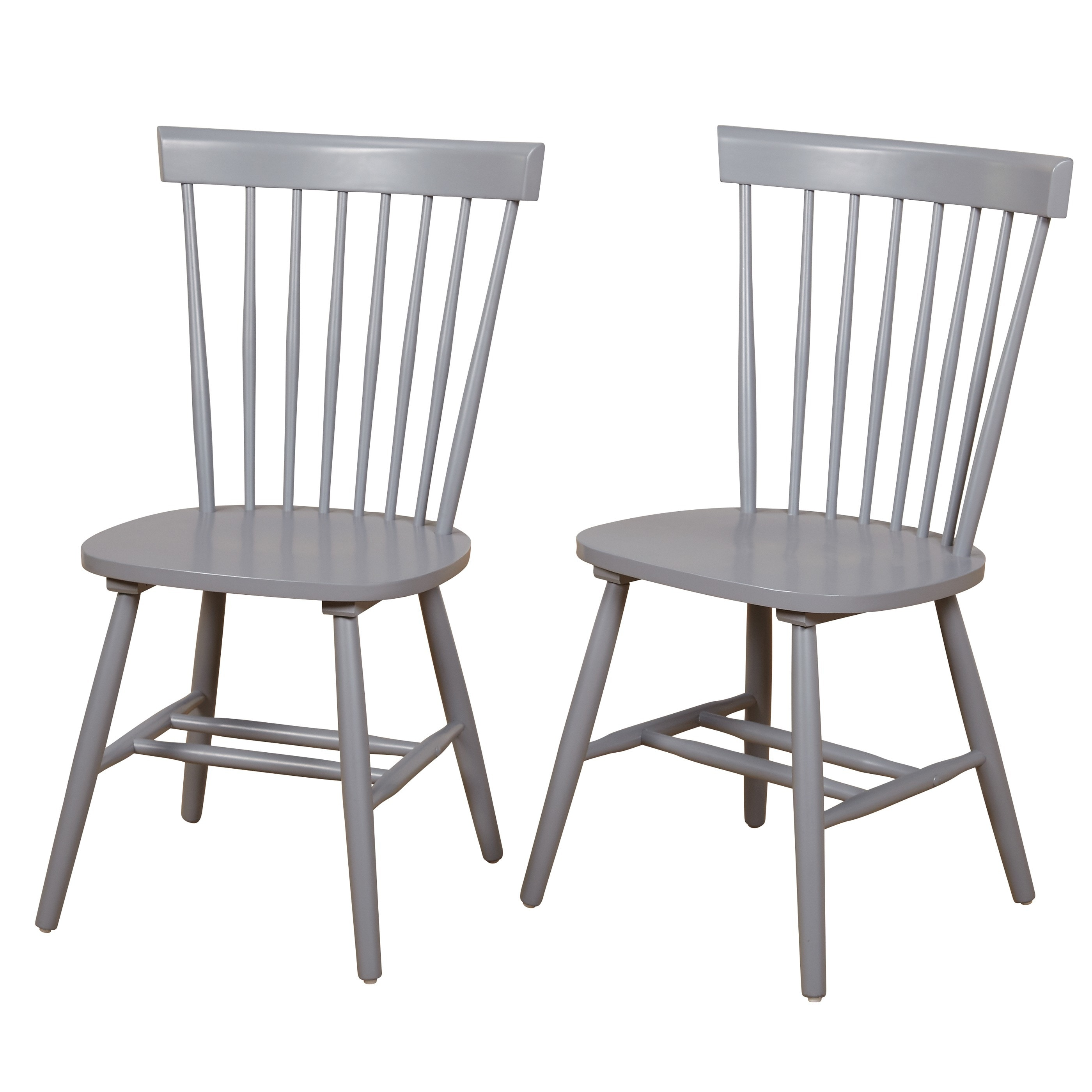 Windsor Chairs Black Simple Living Venice Dining Chairs Set Of 2