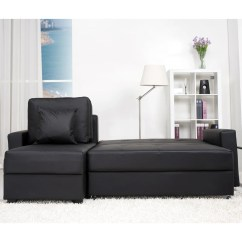 Aspen Convertible Sectional Storage Sofa Bed Craftmaster Leather Sofas Shop Black Free Shipping Today Overstock Com 8777754