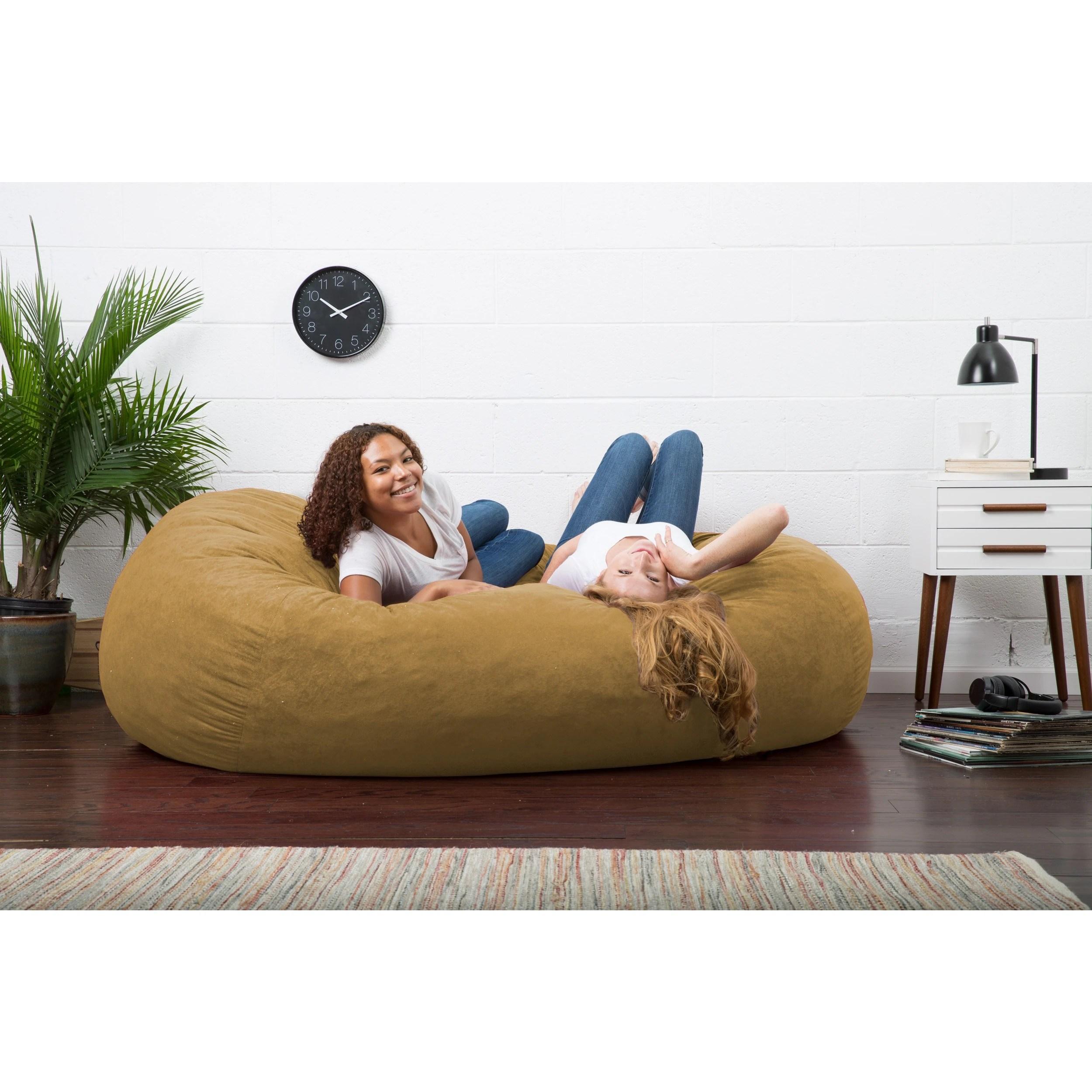 xxl fuf chair maccabee chairs costco shop big joe lounger free shipping today overstock com 8847087