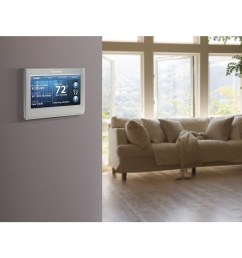 shop honeywell wifi smart thermostat free shipping today overstock 9061543 [ 1000 x 1000 Pixel ]