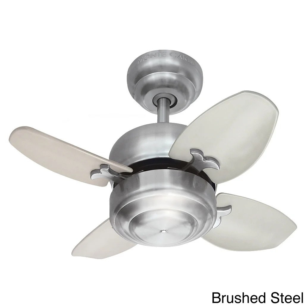 hight resolution of shop monte carlo mini 20 inch ceiling fan free shipping today overstock 9182336