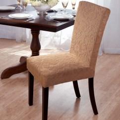 Dining Chair Slipcover Office Cushion Memory Foam Shop Velvet Damask Stretch Slipcovers Free Shipping