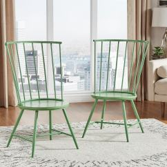 High Back Dining Chair Urinal Potty Shop Truman Windsor Classic Set Of 2 By Inspire Q Modern