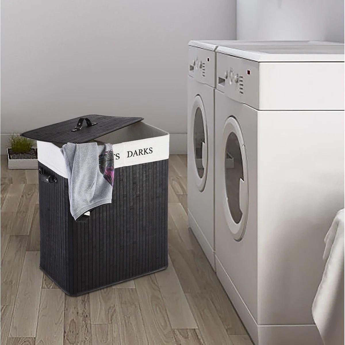 Grey Laundry Basket Mega Laundry Basket With Lid Grey Laundry