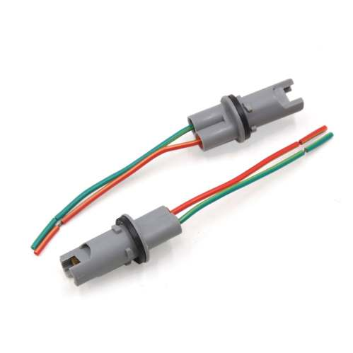 small resolution of shop car t15 lengthen light lamp bulb extension wiring harness socket connector 2pcs on sale free shipping on orders over 45 overstock 17597294