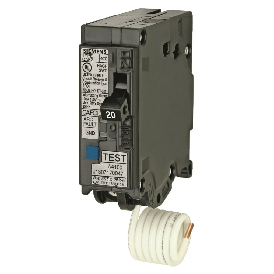 hight resolution of shop murray mpa120afc arc fault circuit interrupter breaker 20 amp free shipping today overstock 25401885