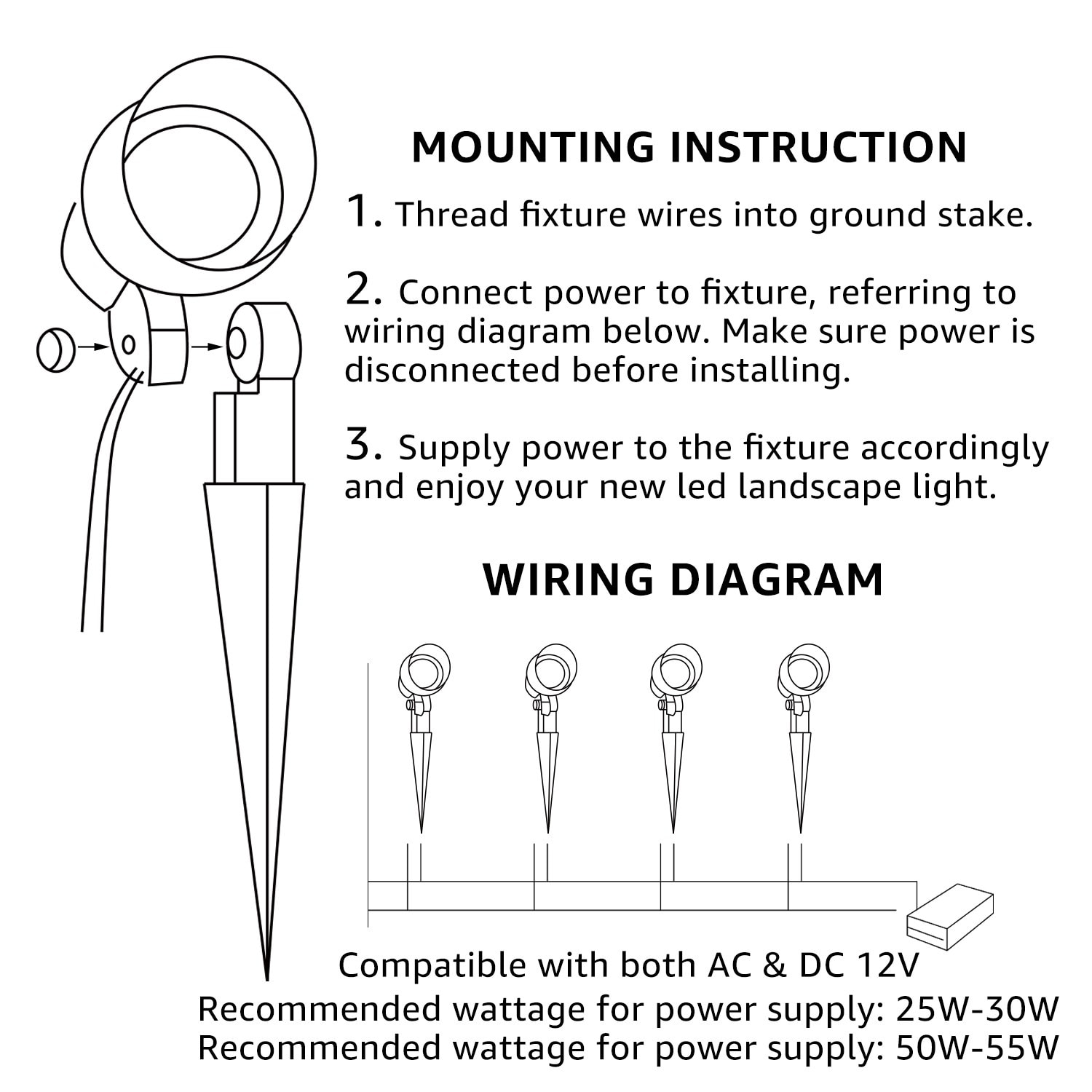 Ac Dc Light Wiring - home built led lighting otherpower Led Dc Wiring Diagram on led strip wiring diagram, france led wiring diagram, led light wiring diagram,