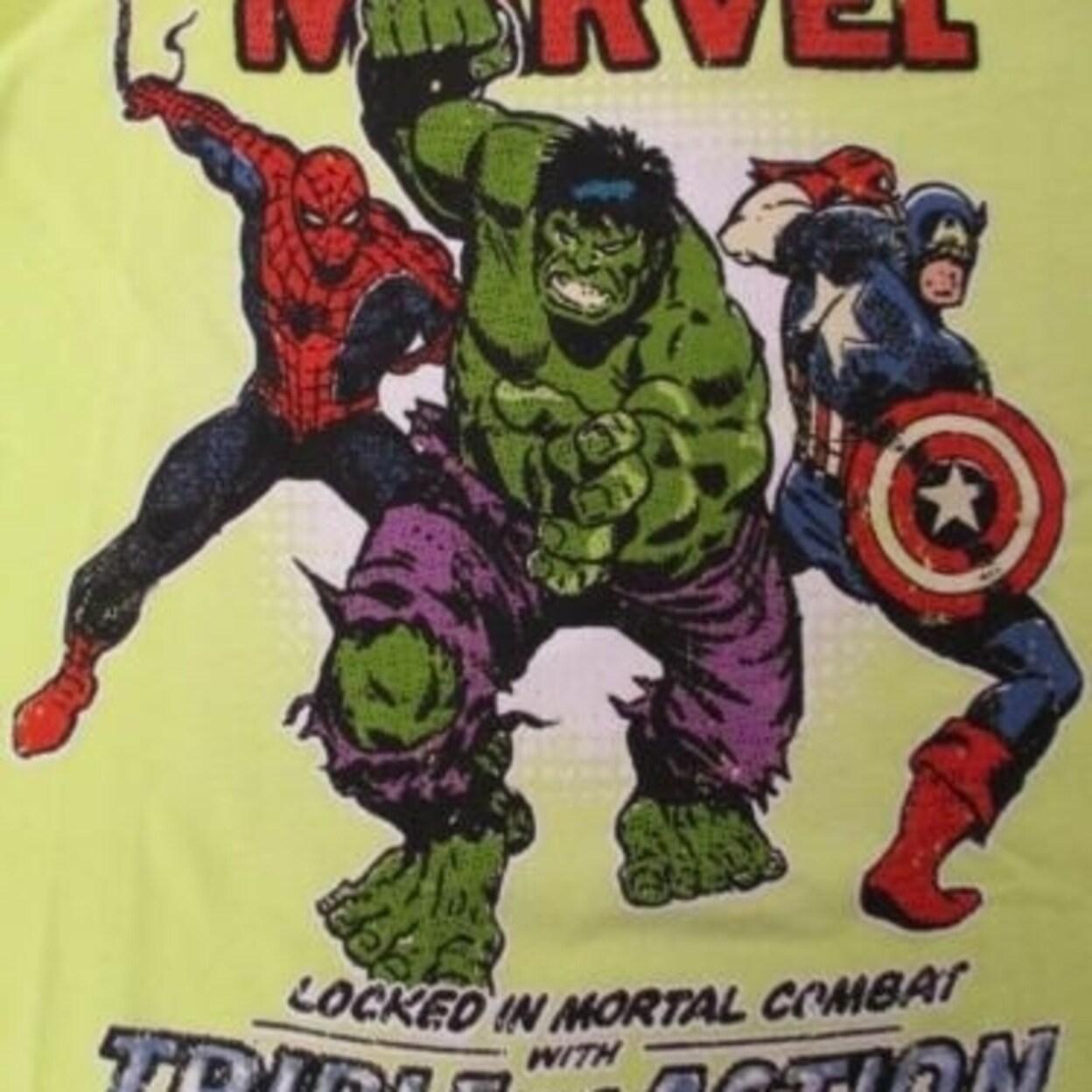 marvel hulk captain america