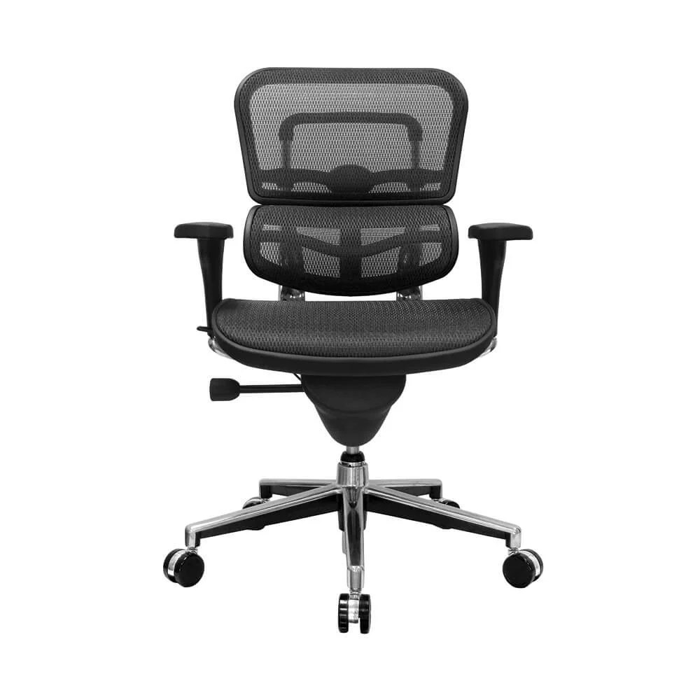 Boardroom Chairs Ergohuman Mid Back Boardroom Chairs