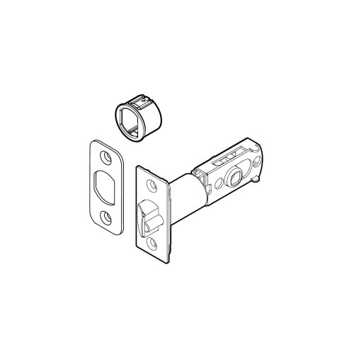 small resolution of shop kwikset 83000 6 way adjustable deadlatch for the 150 series kwikset levers n a free shipping on orders over 45 overstock com 16318251