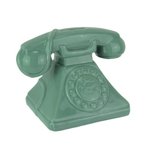small resolution of shop money talks vintage rotary phone ceramic coin bank 4 75 x 6 5 x 4 25 inches free shipping on orders over 45 overstock 22127956