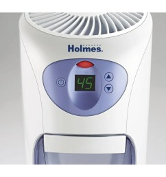shop holmes hm630 u cool mist tower humidifier white free shipping today overstock com 16015699 [ 1288 x 1288 Pixel ]