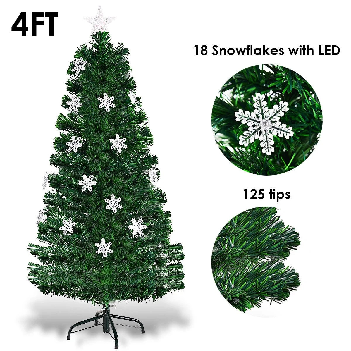 How To Decorate A 4 Ft Christmas Tree