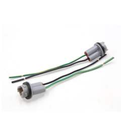 shop 6pcs plastic car t15 light lamp bulb extension wiring harness socket connector on sale free shipping on orders over 45 overstock 17599994 [ 1100 x 1100 Pixel ]
