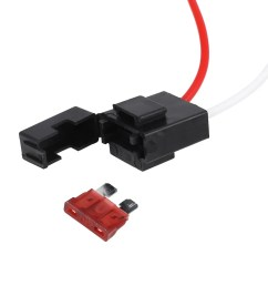 shop dc 12v car truck grille mount blast tone horn wiring harness relay kit black free shipping on orders over 45 overstock 27577487 [ 1100 x 1100 Pixel ]