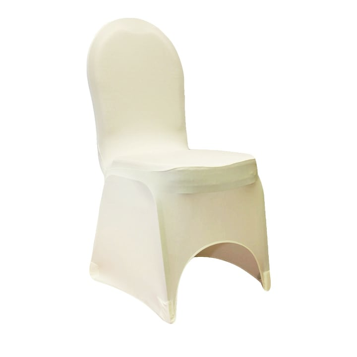 ivory chair covers spandex phil and teds high shop banquet cover free shipping on orders over 45 overstock com 18740220