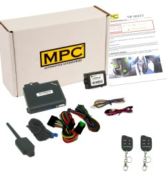shop complete remote start keyless entry kit for 2007 2010 acura rdx w bypass module downloadable tip sheet free shipping today overstock 23158783 [ 1500 x 1500 Pixel ]