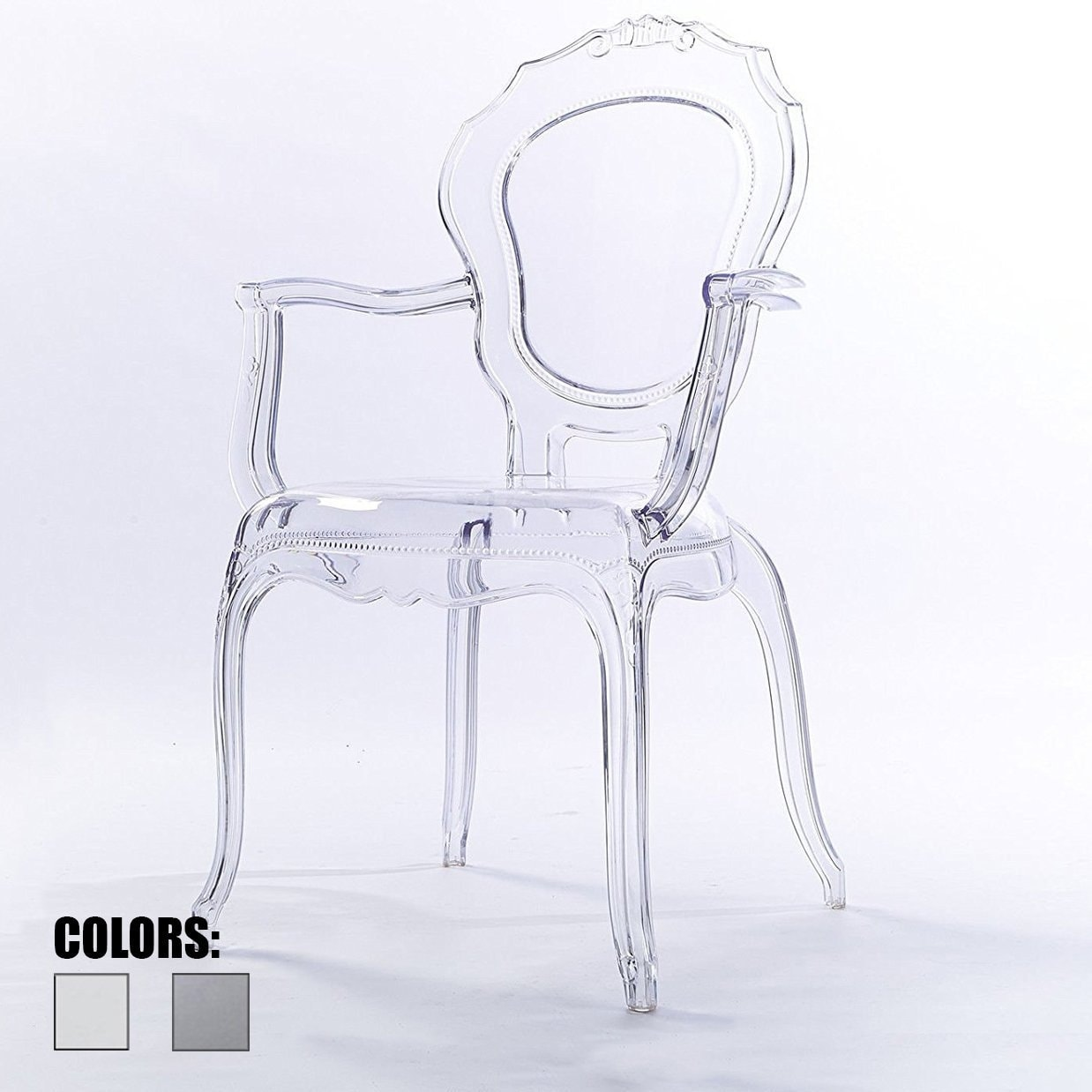 Plastic Clear Chair 2xhome Clear Plastic Dining Chairs Modern Design Home Designer