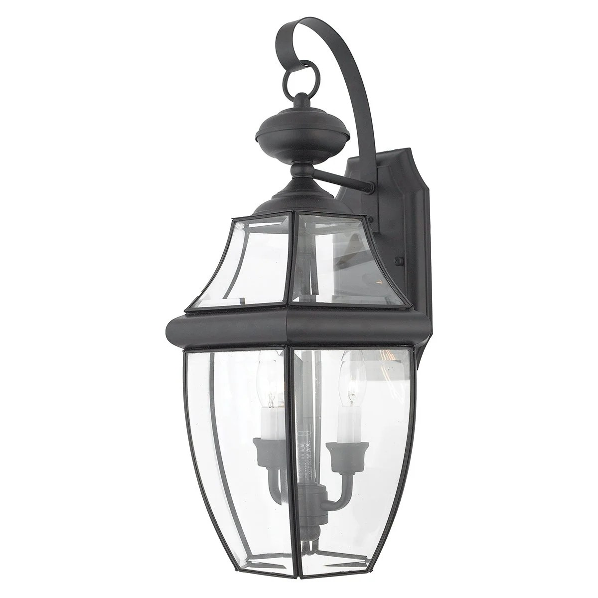 luxury colonial outdoor wall light 20 h x 10 5 w with tudor style versatile design black silk finish 10 5