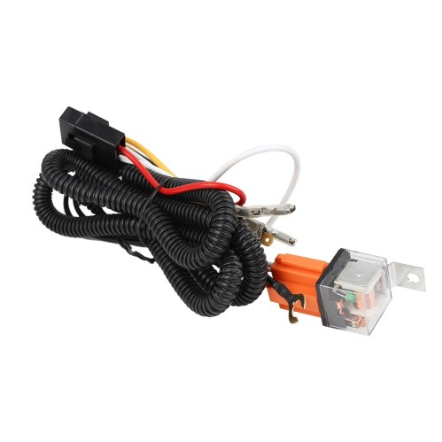 small resolution of shop dc 12v car truck grille mount blast tone horn wiring harness relay kit black free shipping on orders over 45 overstock 27577487
