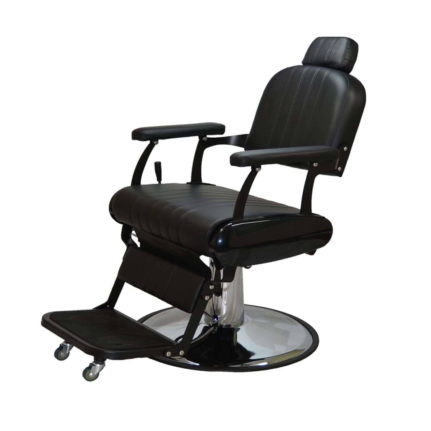 Beauty Salon Chair Lcl Beauty Extra Large Classic Style Reclining Hydraulic Salon Chair