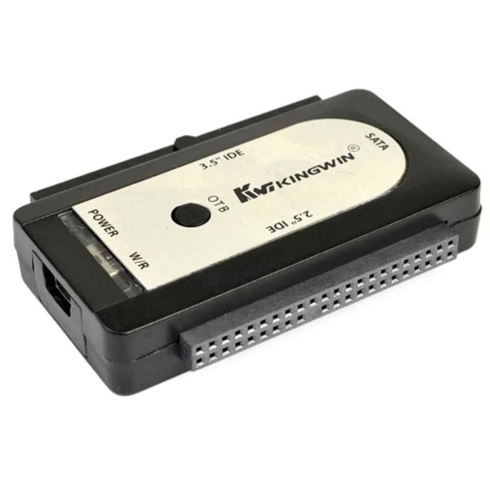 medium resolution of shop kingwin usi 2535 ez connect usb 2 0 to sata ide hard drive adapter turn your 2 5 3 5 sata or ide drive into usb on sale free shipping on orders